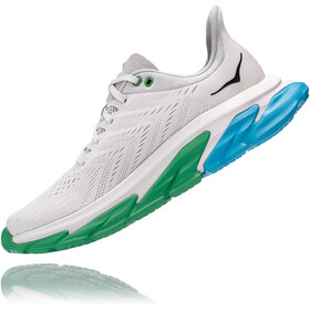 Hoka One One Clifton EDGE Hardloopschoenen Heren, nimbus cloud/greenbriar
